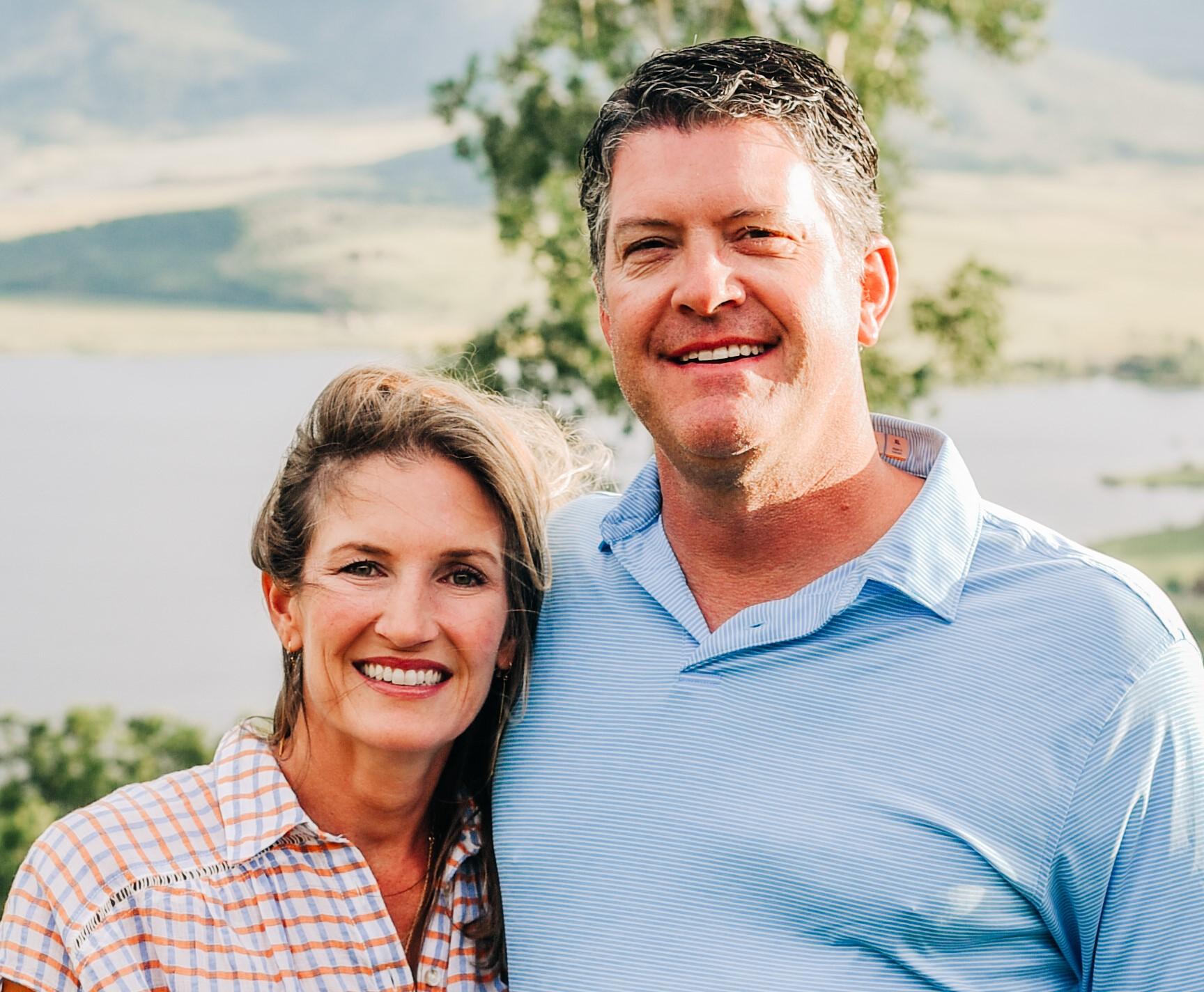 Paul and Lindsay Laudadio 2020